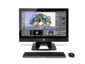 Kort testrapport HP Z1 G2 AIO Workstation