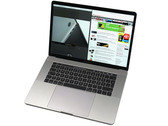 Kort testrapport Apple MacBook Pro 15 (Late 2016 2.9 GHz, 460) Notebook