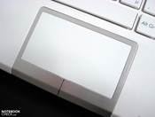 Multi-touch touchpad, maar willoos of juist te vurig