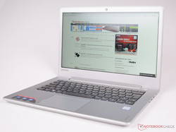 In review: Lenovo IdeaPad 510S-14ISK. Test model courtesy of Notebooksbilliger.de
