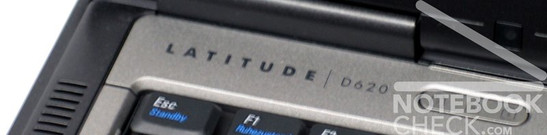 Dell Latitude D620 Logo