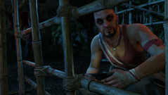The kidnapper Vaas seems to be a little insane.
