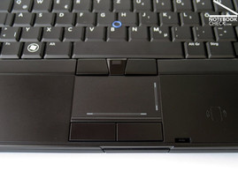 Dell Latitude E6400 Touchpad