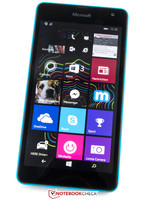 In review: Microsoft Lumia 535. Review sample courtesy of Microsoft Germany.