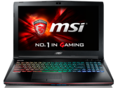 Kort testrapport MSI GE62VR 6RF Apache Xotic PC Edition Notebook