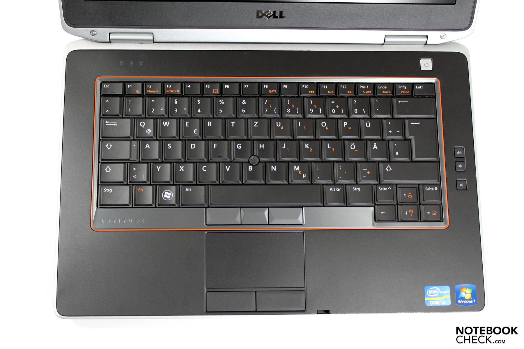 Testrapport Dell Latitude E6420 Notebook - Notebookcheck.nl
