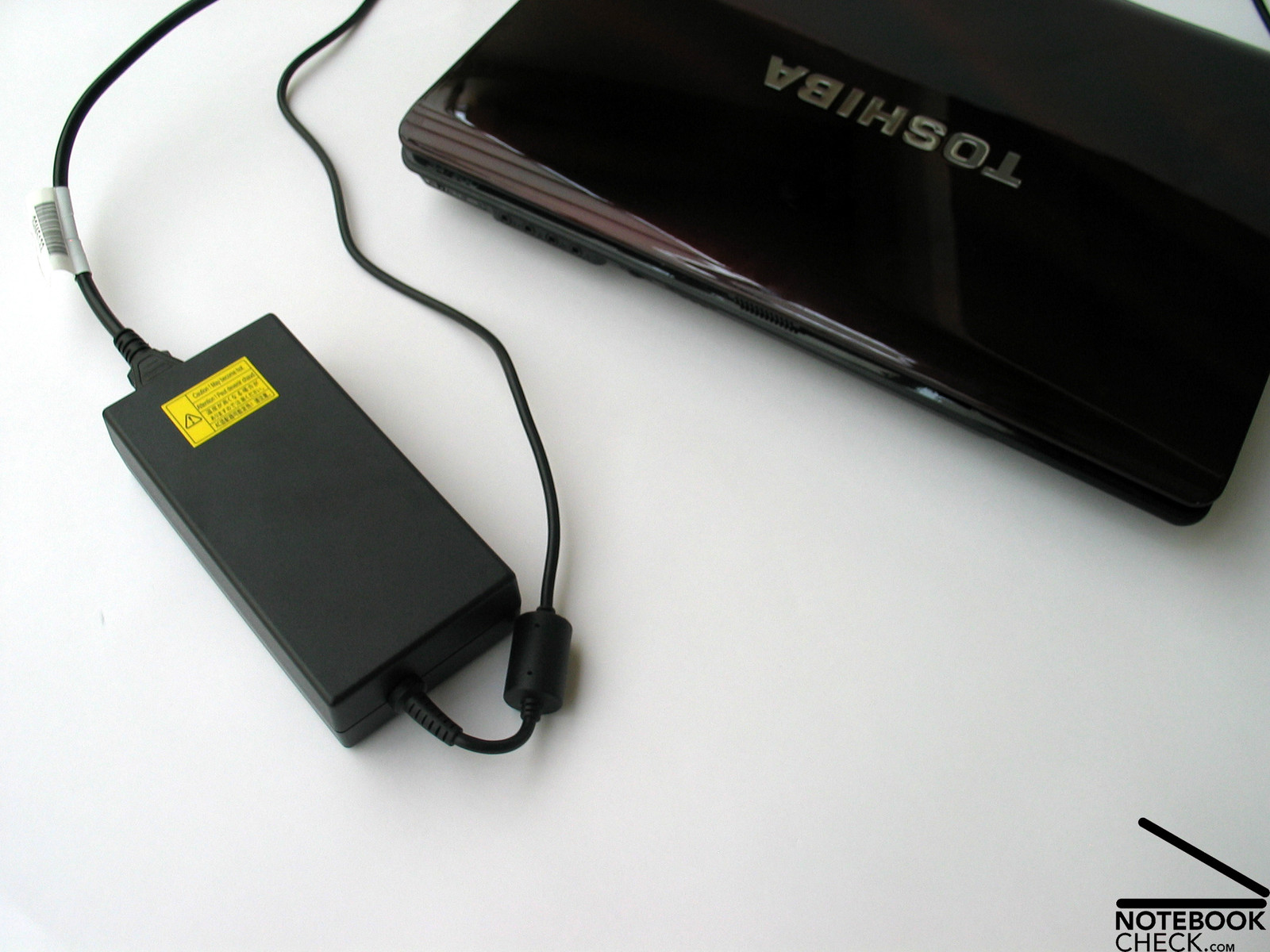 Testrapport Toshiba Satego X200 Notebook - Notebookcheck.nl