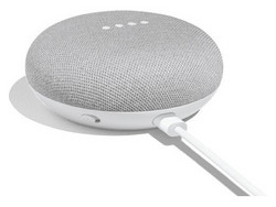 Review: Google Home Mini. Test unit provided by Google Germany.