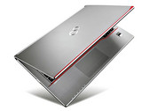 Kort testrapport Fujitsu Lifebook E753 Premium Selection Notebook