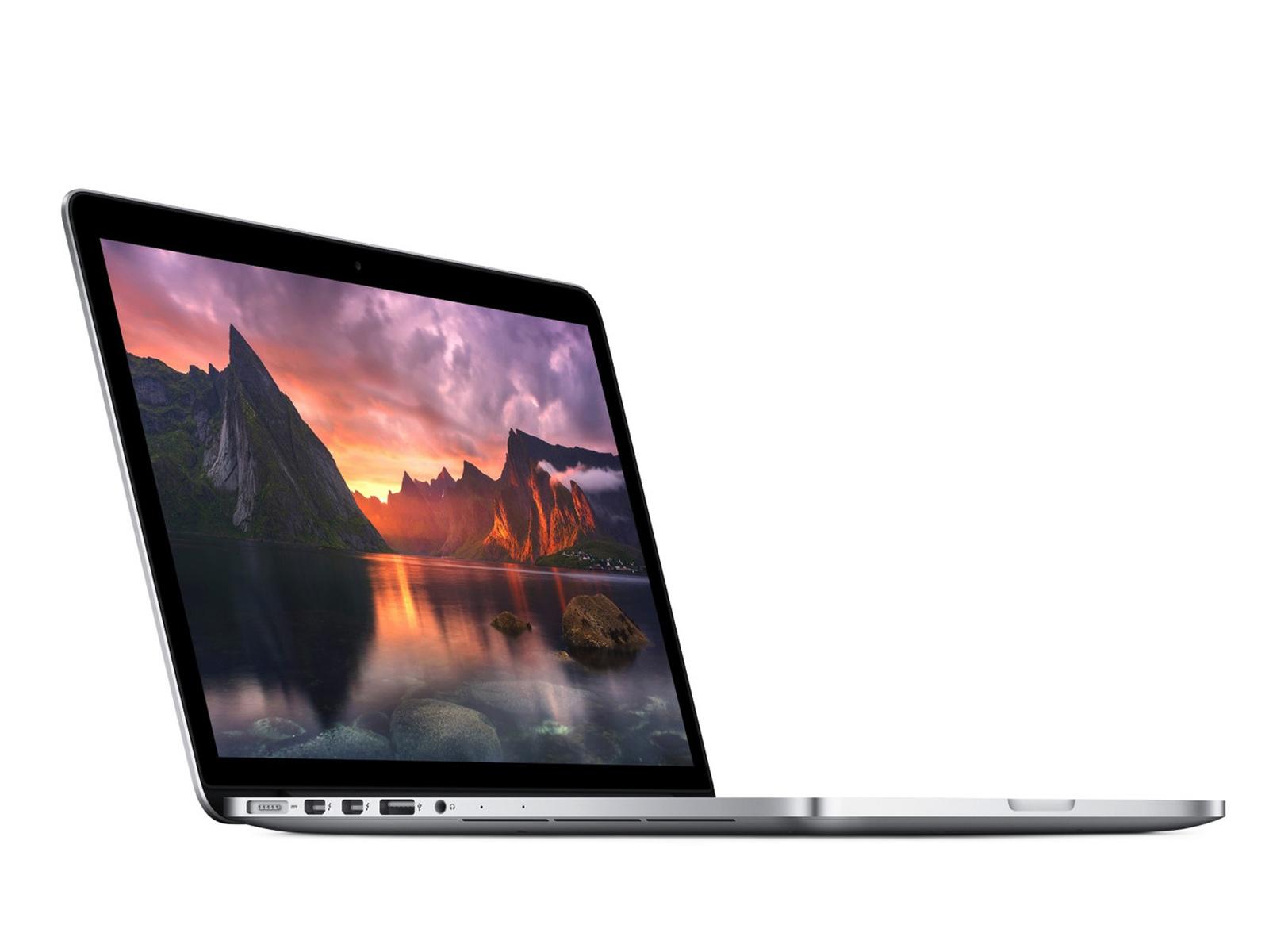Apple MacBook Pro Retina 13 inch 2015-03 - Notebookcheck.nl