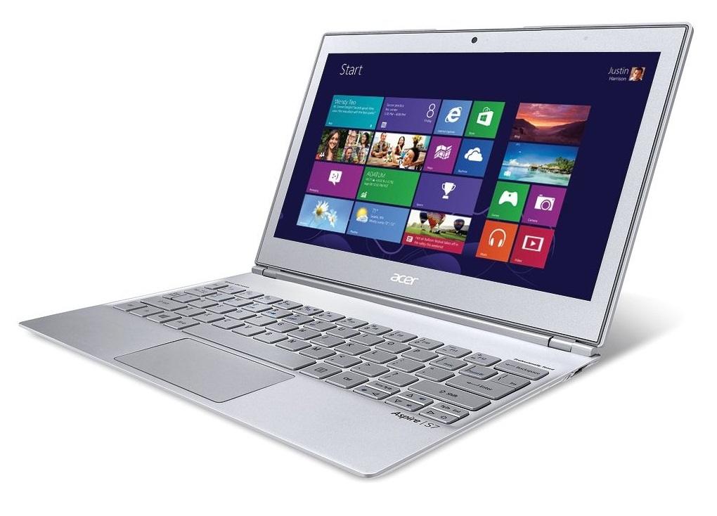 Acer Aspire S7-191-73514G25ass - Notebookcheck.nl