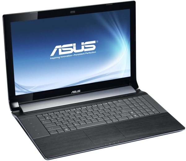 Notebook: Asus N73SV-TZ040V